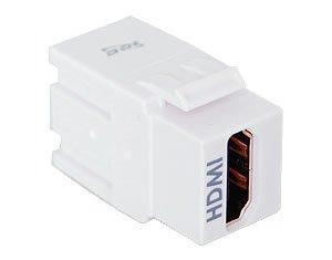 Modular Insert Housing (Icc Ic107hdm-wh Hdmi Modular Connector White)