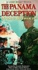 Panama Deception [VHS] - Miguel Ford Tom