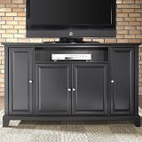 Crosley Furniture Newport 60-Inch TV Stand, (Entertainment Cabinet Newport Cherry)