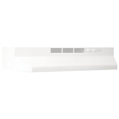 Broan Under-Cabinet Hood, Non-ducted