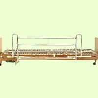Invacare Reduced gap deluxe full-length bed rail (Bathtub Invacare)