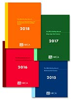 The NRCA Roofing Manual—2018 Boxed Set