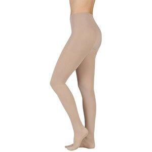 Juzo 2002ATOCSH00 II Soft 30-40 mmHg Open Toe Pantyhose Standard Compression Stockings with Open Crotch in Short - Seasonal44; II - Small by Juzo