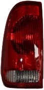 TYC 11-3190-01 Ford Driver Side Replacement Tail Light Assembly -