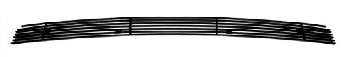 MaxMate Fits 05-09 Ford Mustang V6 Bolton Lower Bumper 1PC Horizontal Black Billet Aluminum Grille Grill - Mustang Billet Grille Grill Ford