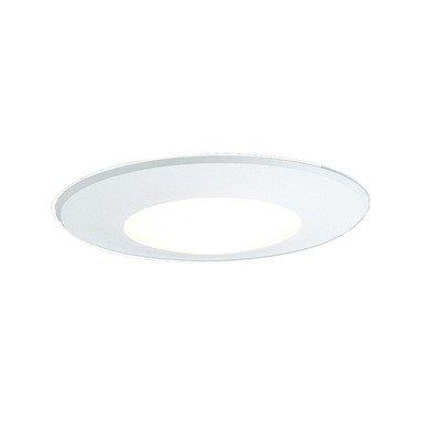 Lytecaster Flush Glass Shower Reflector Trim For Use Light (Lightolier Wall Washer)