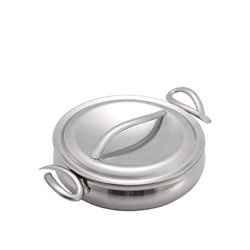 Nambè MT0559 CookServ Try Me 8-Inch Saute Pan with Lid