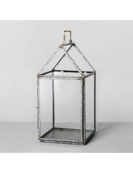 Hearth and Hand with Magnolia Galvanized Lantern 21