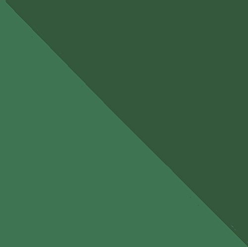Moleskine Volant Notebook (Set of 2), Extra Small, Plain, Emerald Green, Oxide Green, Soft Cover (2.5 x 4) by Brand: Moleskine (Image #1)