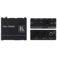 (Kramer PT-102SN Pico Tool 1x2 S-Video Distribution Amplifier-by-Kramer)