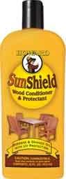 Outside Wax, Wood Wax, Hot Tub Wax, Sun Wax, UV Protection for Wood 16oz (Timber Outdoor Furniture)