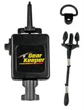 HammerHead Industries RT-34112 Gearkeeper(r) Heavy Duty Retractable Cb Mic Holder With Heavy (Heavy Duty Mic Clip)