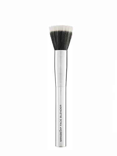 Mirabella Hand-Sculpted Luxury Brush - Face Blender Brush - Exclusive Highlighting Blush / Duo