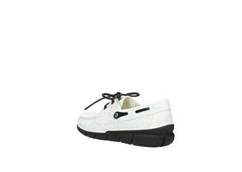 Wolky Schnürschuhe 1509 Cahita 710 weiß Leder