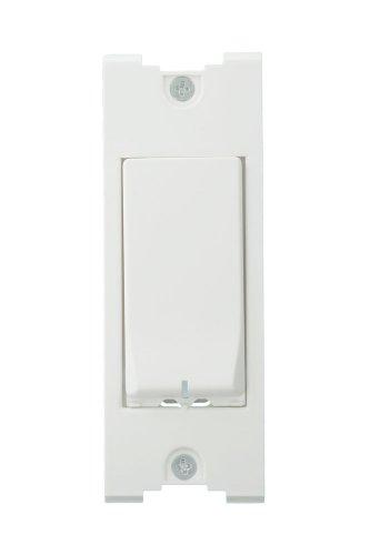 Leviton AWWCT-W Renoir II Switch Color Change Kit, Thin Heat Sink, White by Leviton