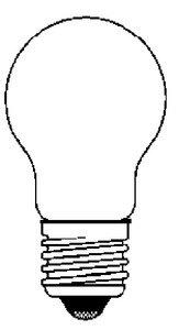 BULB STANDARD 32V 15W 2 per - Standard Base Bulb Ancor
