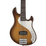 Fender 195600733 American Deluxe Dimension Bass V - Rosewood - Violin (Fender Electric Violin)