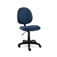 Essentia Series Swivel Task Chair, Acrylic, ()