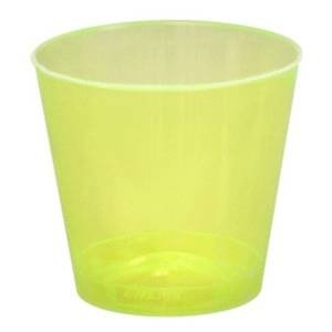 Fineline Settings 402-Y Yellow 2 Oz. Shot Glass by Fineline settings