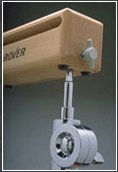 Grover Pro Rock Maple Wood Block 8 in. by Grover Pro