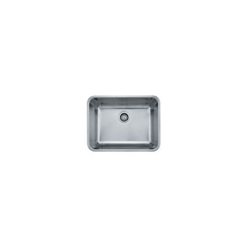 Franke GDX11023 Grande 17-Inch x 24-Inch Single Bowl Undermount Kitchen Sink by Franke by Franke