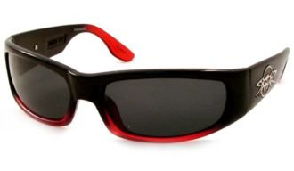 1e9ba7a077 Image Unavailable. Image not available for. Colour  Black Flys Sunglasses -  Sonic ...