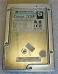 WDAC21200-32H WESTERN DIGITAL 3.5 INCH IDE HARD DRIVE 1.2GB