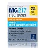 Mg-217 médicamenteux pommade de