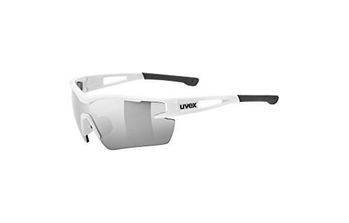 Uvex Sportstyle 116 Sunglasses White, One Size - Men's (Uvex Sportstyle)