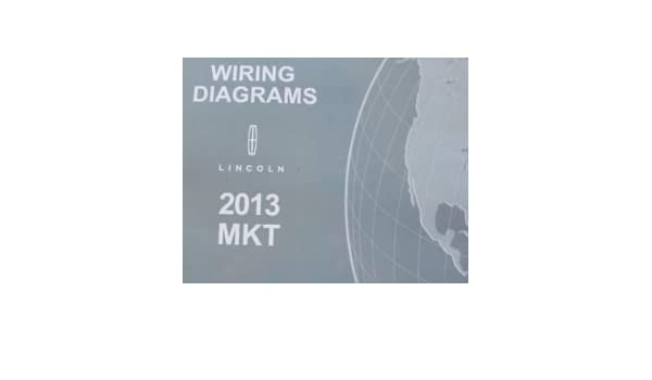 2013 FORD Edge Lincoln MKX Electrical Wiring Diagrams ...  Lincoln Mkx Wiring Diagram on