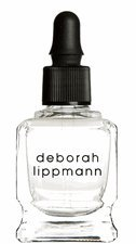 (deborah lippmann The Wait Is Over Nail Lacquer Quick-Drying Drops)