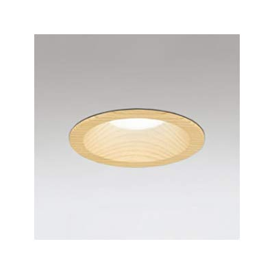 LEDダウンライト SB形 埋込穴φ100 白熱灯100W形 拡散配光 連続調光 本体色:木調ナチュラル色タイプ 5000K B07S2W7QMZ
