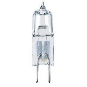 ((Pack of 10) 35-Watt 12V JC G6.35 Base Halogen Lamp 35W Bi-Pin Light)