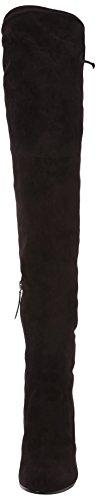 Schutz Women's Slip Boots Black (Black) shop LuQIPqlKsQ