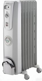 DeLonghi EW7707CM Safe Heat 1500W ComforTemp Portable Oil-Filled Radiator | 1500W amzn_product_post ComforTemp DeLonghi Delonghi Featured Heat Oil Filled Heaters Oil-Filled Portable Radiator Safe