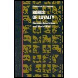 Bonds of Loyalty, Frederick C. Luebke, 0875800459