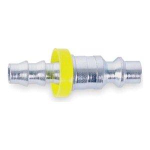 Coupler Plug 1//4 Body 3//8 Push-On Barb