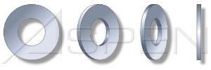 (450 pcs) Metric DIN 125 M5 Metric Regular Flat Washer Aluminum
