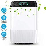 Nobebird A8 hepa-Filter-air-purifiers White