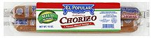 El Popular Mild Chorizo 12 Oz (12 Pack) by El Popular