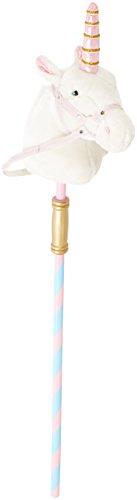 Melissa & Doug Prance-n-Play Stick Unicorn With Sound Effects (Unicorn Stick Play)