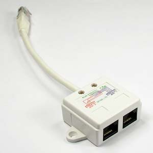 InstallerParts BaseT Wiring Splitter Pigtail
