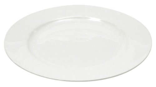(Maxwell and Williams Cashmere Rim Side Plate, 8-Inch, White)