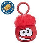 Disney's Club Penguin: Pet Puffle 2 Plush Clip On - Red by Club Penguin ()