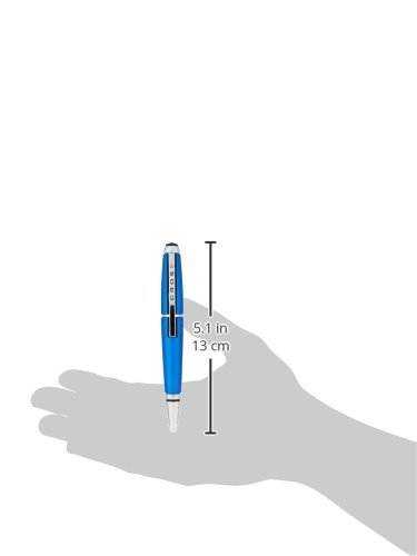 Cross Edge Nitro Blue Selectip Rollerball Pen by Cross (Image #8)