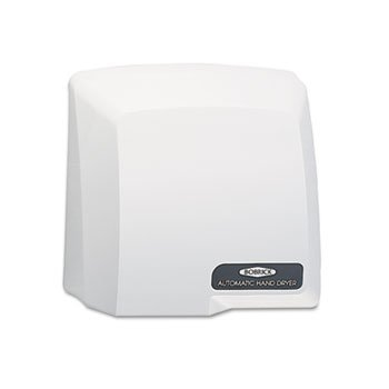 Bobrick 710 Compact Automatic Hand Dryer, 115V, Gray