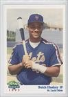 Butch Huskey (Baseball Card) 1992 Classic Best St. Lucie Mets - [Base] #1