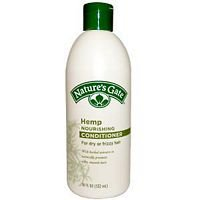 Natures Gate Conditioner Hemp Nourishing, 2 Pack
