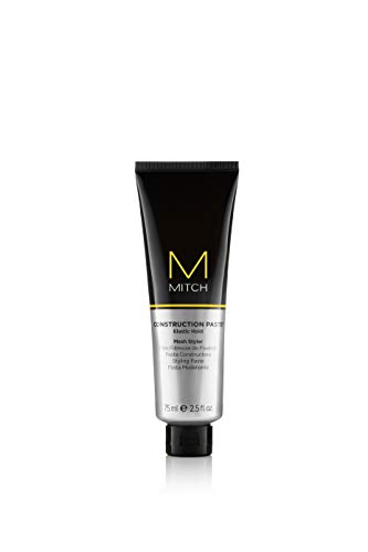 MITCH Construction Paste Styling Hair Paste, 2.5 Fl Oz (Hair Styling Products For Men With Long Hair)