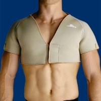Thermoskin Double Shoulder Support - 3